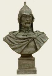Mikhail Pereyaslavets. Alexander Nevsky