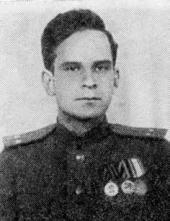 Boris Nemensky. 1940s