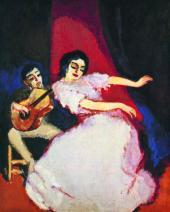Kees van DONGEN. Antonia la Coquinera. 1910–1911
