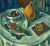 Alexander KUPRIN. Still-life with Pumpkin. 1912