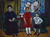 Pyotr KONCHALOVSKY. The Family Portrait. 1911