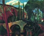 Andre DERAIN. Old Bridge. 1910