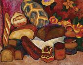Ilya MASHKOV. Bread. 1913