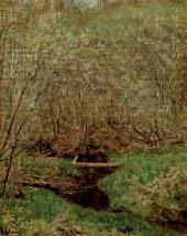 pringtime in the Forest. 1882