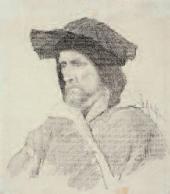 Isaac LEVITAN. A Model in a Venetian Costume. 1887