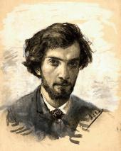 Self-portrait. 1881-1885