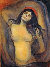 MADONNA. 1893-1894
