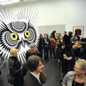 FROM THE OPENING OF THE MA EXHIBITION IN 2011