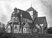 VIEW OF THE CATHERDAL IN 1857. PHOTO