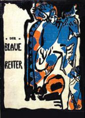 "FRONT COVER OF ""DER BLAUE REITER"" (THE BLUE RIDER) ALMANAC. 1911"