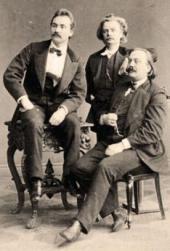 JOHAN SVENDSEN, EDVARD GRIEG AND EDMUND NEUPERT