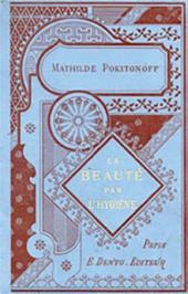 """Upper cover of Matilda Pokhitonova's book """"La Beaute par L'Hygiene"""" (Beauty thro"""