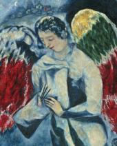 Angel with Palette. 1927–1936
