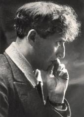 Marc Chagall. Petrograd. 1918