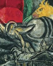 The Passover. Detail