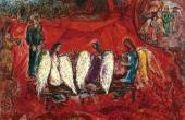 Abraham and the Three Angels. 1960–1966