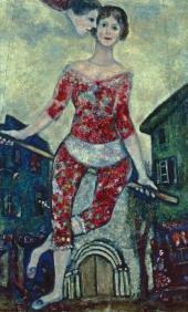 Acrobat. 1930