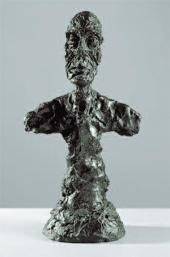 Bust of a Man, New York II. 1965
