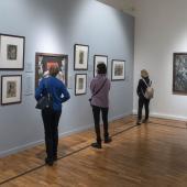"The exhibition ""ROBERT FALK"" at the New Tretyakov"
