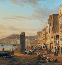 """O dolce Napoli"": Naples through the eyes of Russian and Italian Artists of the first half of the 19th Century"