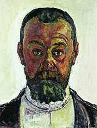 Ferdinand Hodler -a symbolist vision