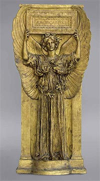 AUGUSTUS SAINT-GAUDENS IN THE METROPOLITAN MUSEUM OF ART