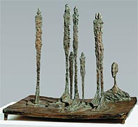 Alberto Giacometti. Sculpture, Paintings, Drawings