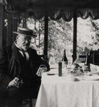 """...I raise my glass..."" How Muscovites feted Diaghilev in 1905"