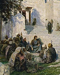 "Vasily Polenov: ""I love the gospel tales beyond words…"""