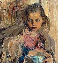 Nikolai Fechin. Kazan - Santa Fe