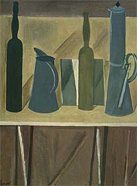 Giorgio Morandi: A Master of Stillness