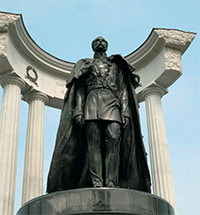 Monument to Alexander II