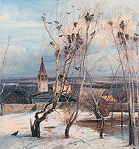 Alexei Savrasov: Truth and Poetry