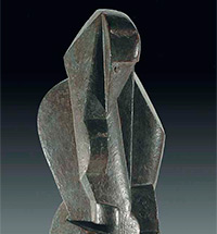 Desert TREASURE. JACQUES LIPCHITZ AT THE UNIVERSITY OF ARIZONA MUSEUM OF ART