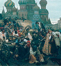 Vasily Surikov: I loved beauty everywhere...