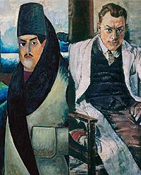 Ilya Mashkov - Nikolai Zagrekov A Master and His Disciple