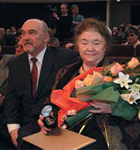 The Pavel Tretyakov Prize