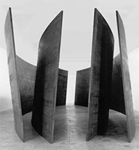 RICHARD SERRA. STYLE IN STEEL