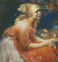 RUSSIAN ART of the 19th and early 20th centuries in the Serpukhov Museum of History and Art
