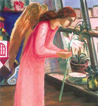 Painting. The Leningrad Version