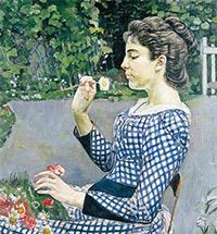 Ferdinand Hodler - a symbolist vision