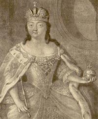 The Story of the Creation of Empress Elizabeth's Coronation Album
