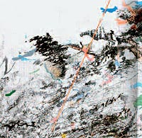 A LINE THROUGH TIME FROM KAZIMIR MALEVICH TO JULIE MEHRETU