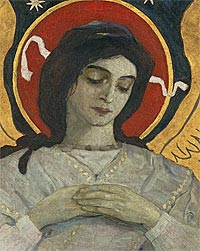 Mikhail Nesterov as Muralist and Icon Painter