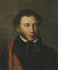 Portraits of Pushkin