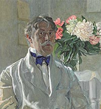 On the anniversary exhibition of Alexander Golovin at the Tretyakov Gallery
