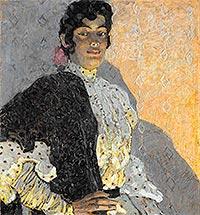 Alexander Golovin's Art Nouveau: Behind the Curtain of Style