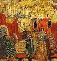 Golovin and Diaghilev. Pro et contra