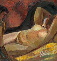 The Nude in Russian Art in the 20th Century
