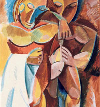 PICASSO AND RUSSIA